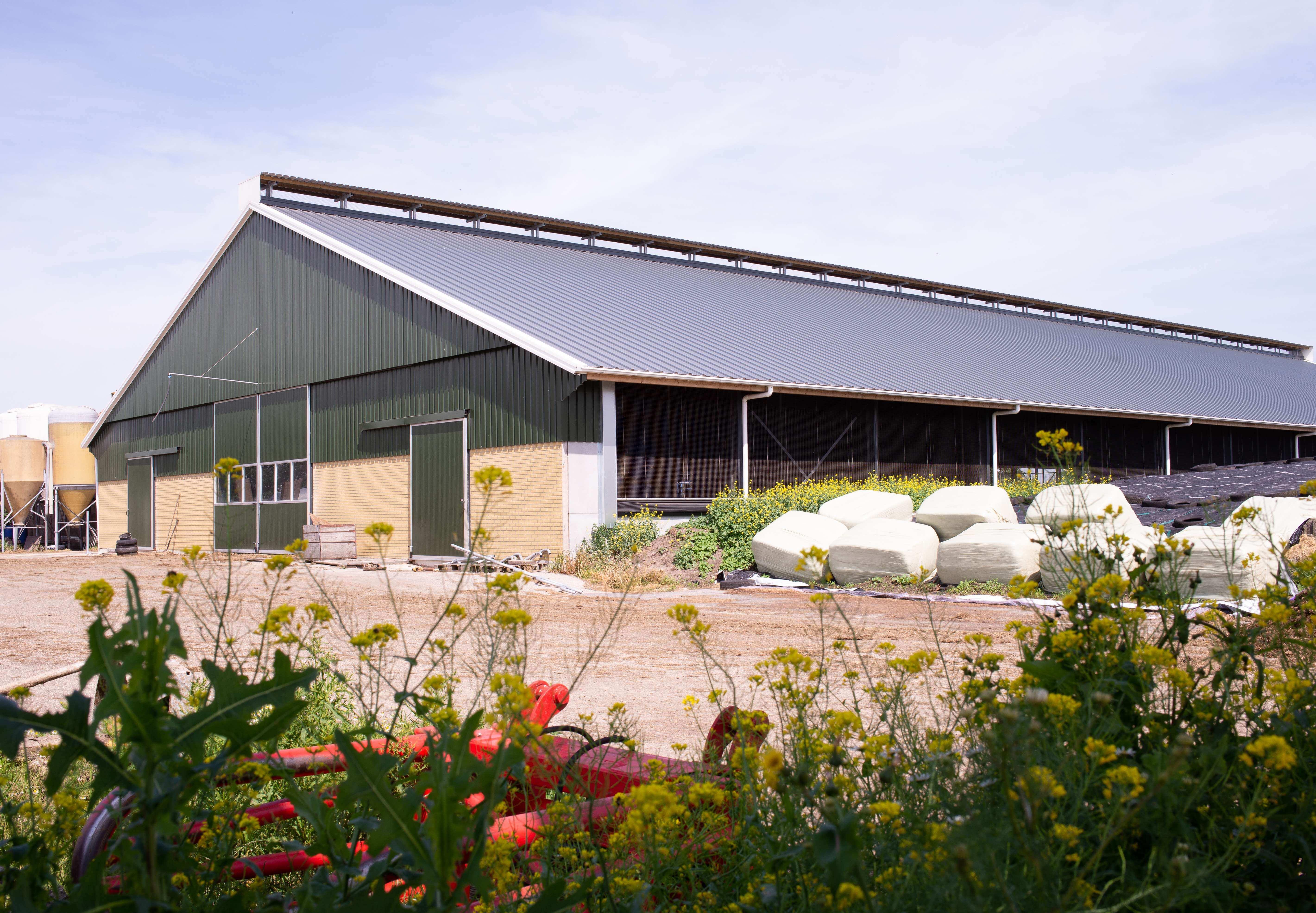 Agrarische bouw